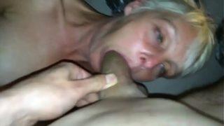 Amateur mature masturbation and anal homemade