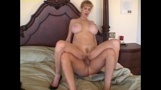 Mature step mom is fuck the best