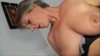 www.pornthey.com – french mature sophie asks for a second gangbang
